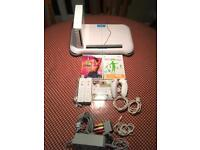 Nintendo Wii + Wii Fit Style Board (barely used)
