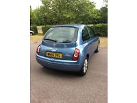Nissan Micra 1.4 fully auto VERY CLEAN VERY CHEAP ONLY £1900