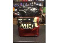 Optimum Nutrition Gold Standard 100% Whey 4.5kg Vanilla Cream | Daddy Supplements