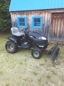 Tracteur pelouse Craftman
