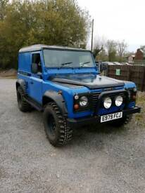 Land rover 90 defender 200tdi