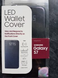 S7 led view cover