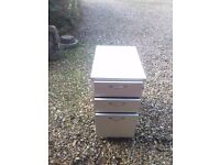 Smart white office filing cabinet for sale