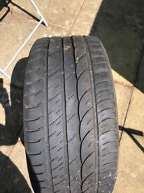 2 x Tyres size 245/35 ZR 20. Excellent condition