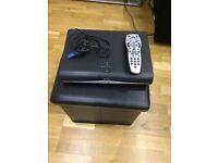 Sky + HD Box DRX890W -R box with remote control