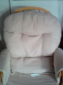 Babyweavers nursing chair