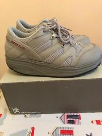 MBT Leather/Textile trainers