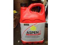 Aspen chainsaw fuel