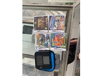 Nintendo 2DS with 9 various games