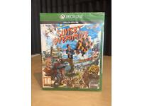 Sunset overdrive new and sealed Xbox one game