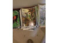 RSPB Bird Magazines