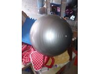 Yoga gym ball collection only