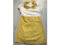 Little Bird by Jools (Mothercare) 4-5 years retro dress