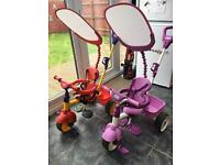 Little Tikes 4-in-1 Trike, Two Available!