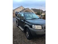 FREELANDER 1 year MOT 51 plate excellent condition starts first time
