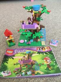 LEGO FRIENDS 3 SET