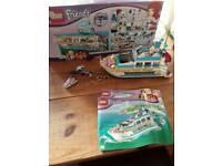 Lego friends ship 41015