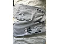 Brand new adidas joggers age 13-14