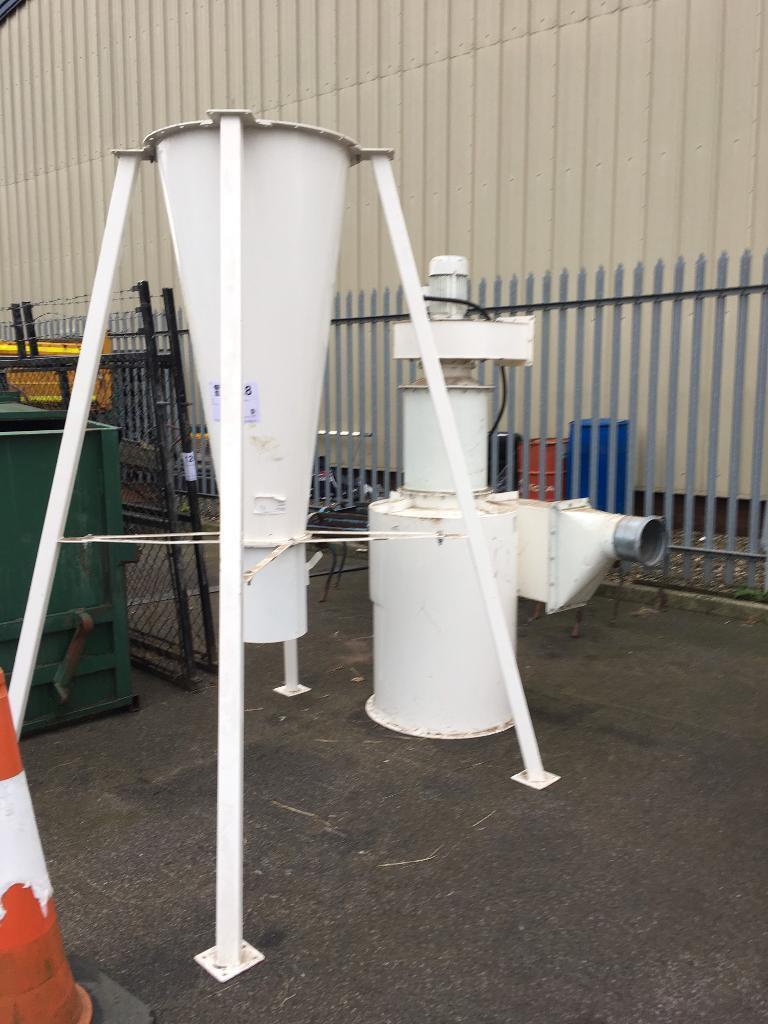 "Dryer separator ' corn or anything "" laboratory cyclone centrifugal separator"