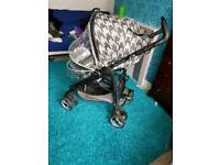 Mamas & Papas Pliko Pramette Pushchair Buggy