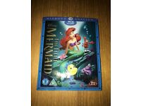 Little Mermaid Blu Ray dvd