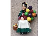 Royal Doulton The Old Balloon Seller figurine HN 1315 from 1928.