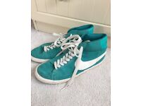 Nike Blazers size 8 UK