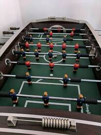 Very good condition table football