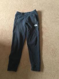 North Face junior jogging trousers
