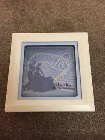 HALL MARK - MUSICAL JEWELLERY BOX BRAND NEW - NEVER USED