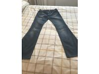 H&M jeans waist 27, Leg 32, New without tags