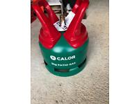 Calor 5kg gas bottle - full