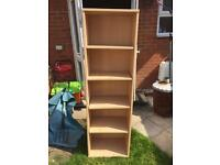 Book shelves - £20