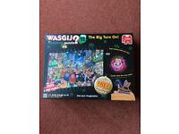 2 x 1000 PIECE WASGIJ JIGSAW PUZZLES-THE BIG TURN ON