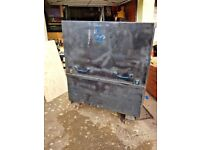 Tool Vault / Metal Strong Box/ Site Safe/ Tool Box/ Sentribox
