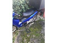 HONDA INNOVA 125cc DAMAGED (NOT HONDA SH, PCX)
