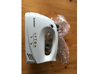 Silvercrest Hand Mixer, new in box