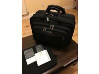 Briggs and Riley Medium Expandable Rolling Briefcase