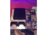 PS4 Swap For Xbox One With Simialair games