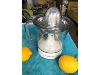 Kenwood JE290 citrus press juicer Like new 60W