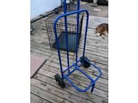 Steel Wheeled trolley
