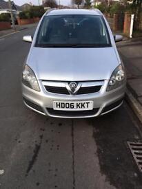Vauxhall zafira £2,200 ONO