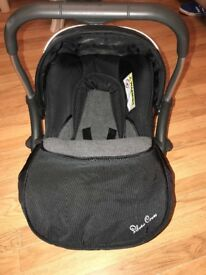Silver cross new born car seat