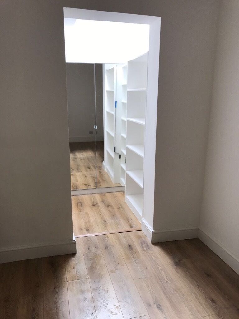 Large spacious room in this brand newly decorated house in N9