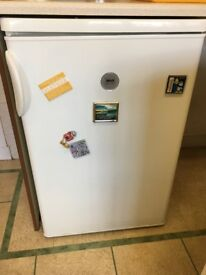 Under counter zanussi fridge in good condition, full working order