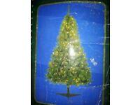 Two Christmas trees. £10 each.