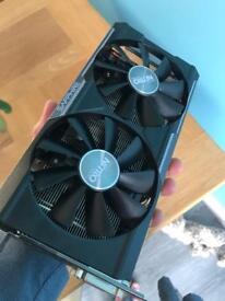 Radeon R9 380 series graphics card 4GB