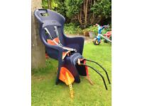 Children's bicycle seat