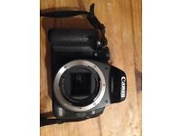 Canon dslr 450D (Inc. 18 - 55 mm lens)