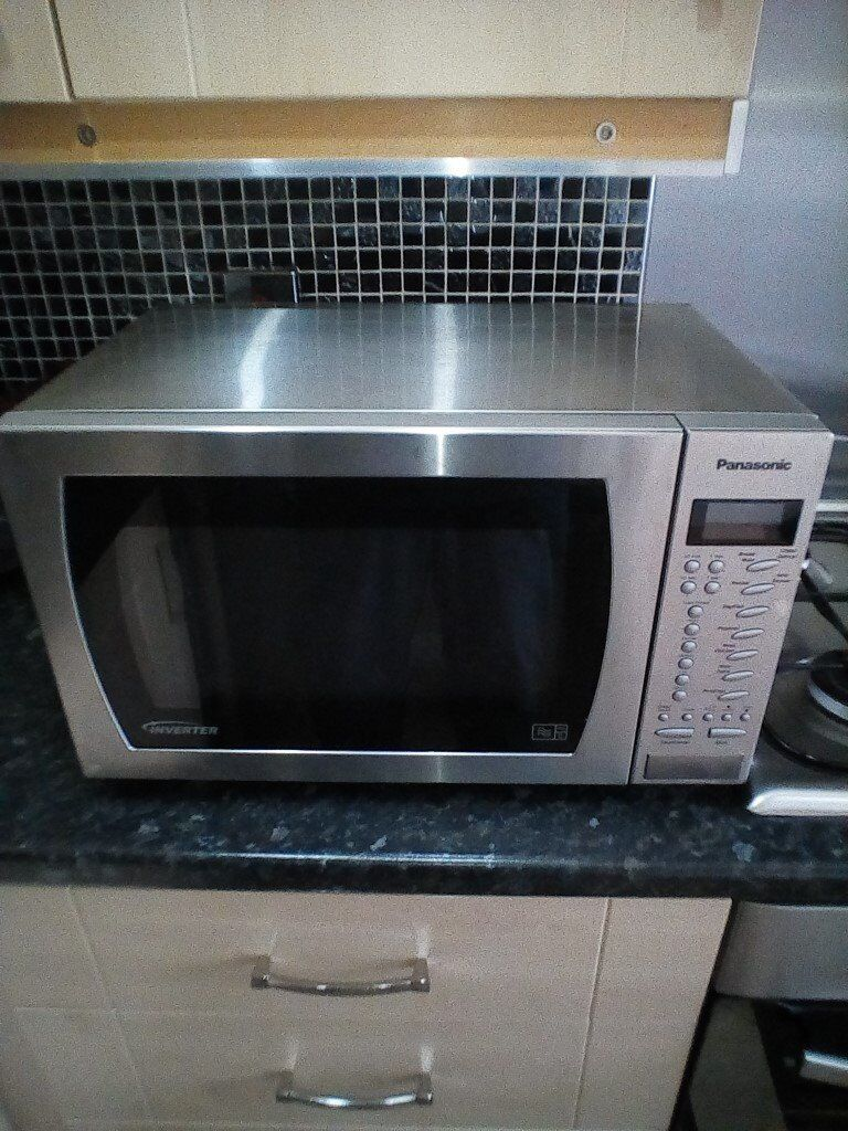 Panasonic Microwaves For Spares Or Repairs 11 In Total That Less Then 10 A
